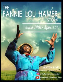 Fannie Lou Hamer Story Live