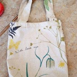 selfmade bag