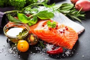 salmon - בית