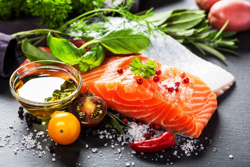 salmon - סלומון נורווגי בתנור