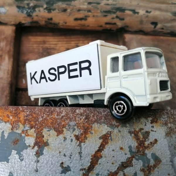 Retro vrachtwagen