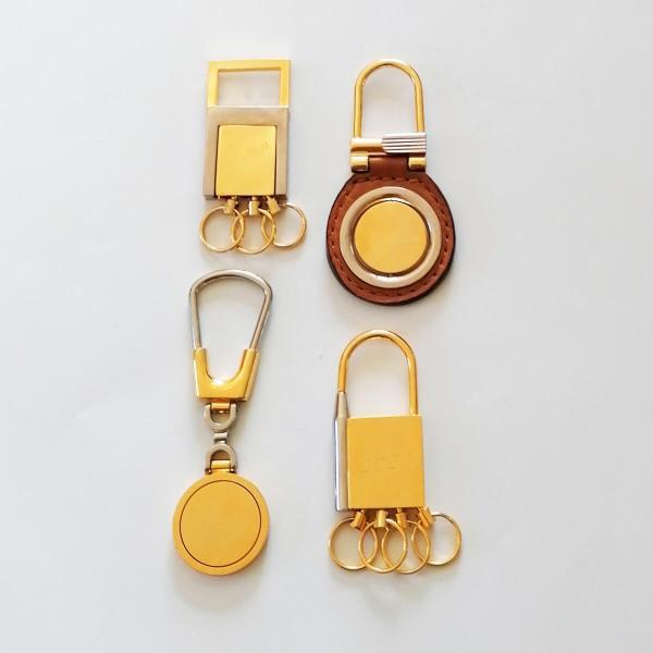 Moderne sleutelhanger