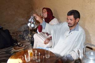 Gastvrijheid in Azib Tiferguine