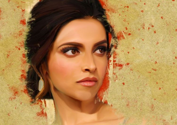 Bollywood Actress Deepika Padukone