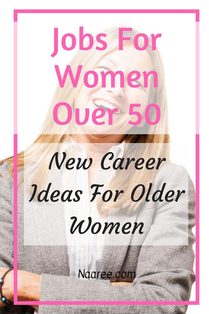 Jobs For Women Over 50