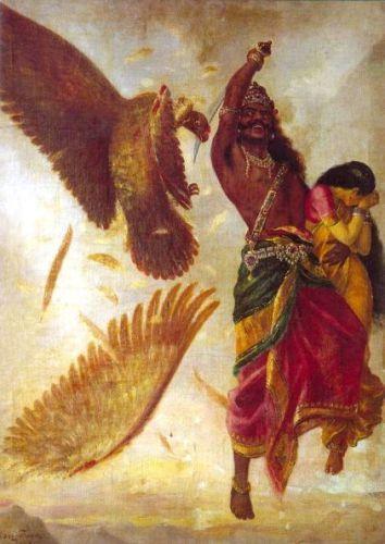 Ravi_Varma-Ravana_Sita_Jathayu