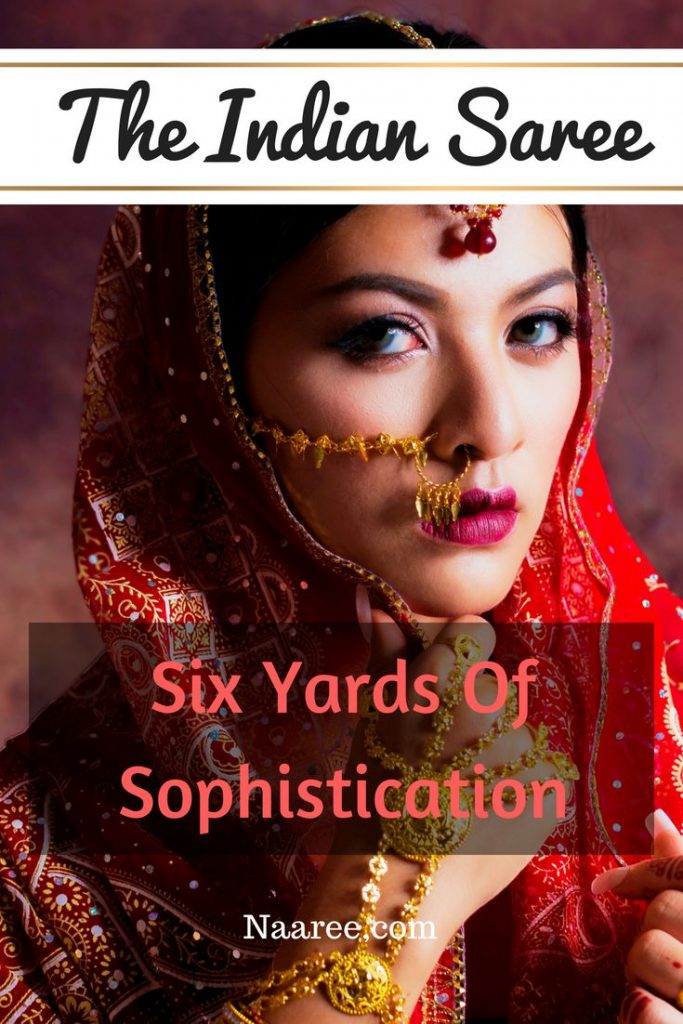 The Indian Saree - Six Yards Of Sophistication