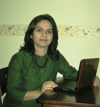 Manali Shenoy of Indian Concepts
