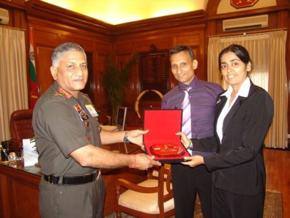 Army Chief Citation