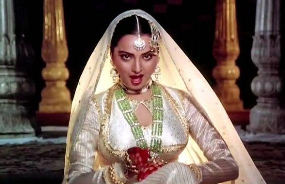Rekha in Umrao Jaan