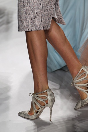 Metallic Shoes fashion