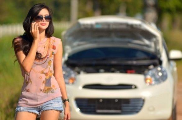 car insurance woman