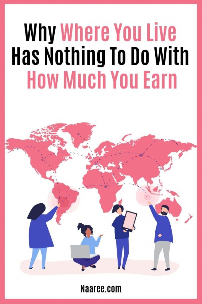 Why Where You Live Has Nothing To Do With How Much You Earn