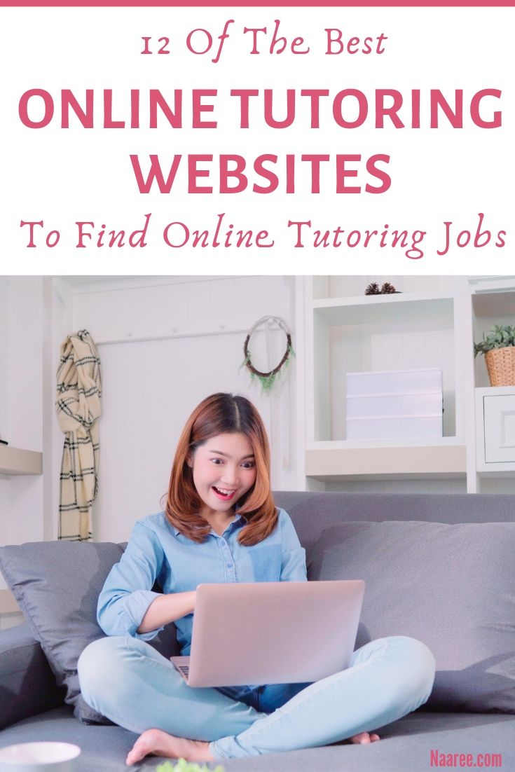 12 Of The Best Online Tutoring Sites To Find Online Tutoring Jobs