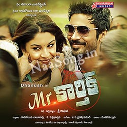 Mr. Karthik Audio Cover