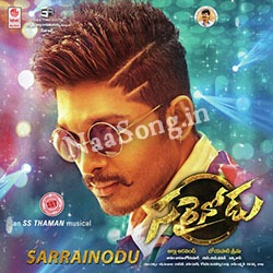 Sarrainodu Audio Cover