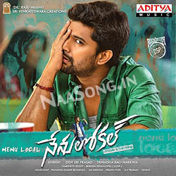 Nenu Local Audio Cover