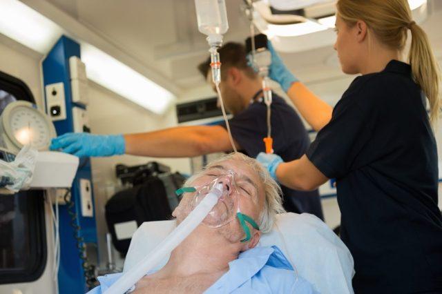 응급 의식불명