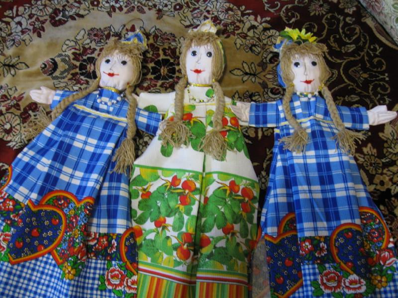 Кукла-полотенце