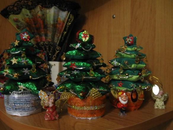 Рождественские елочки