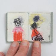 petit livre artiste artist book miniature