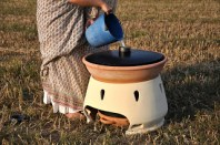 Solar oven for drinkable water_03