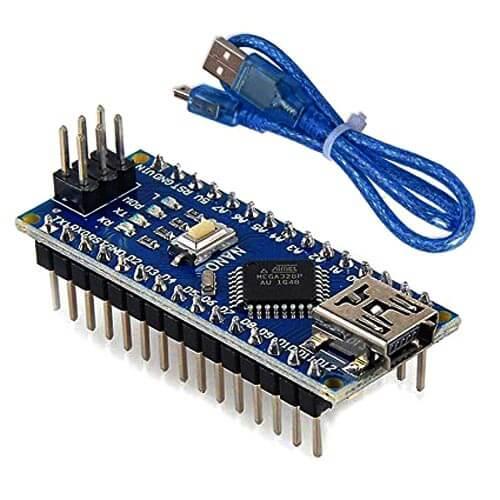 Arduino Nano R3, Arduino, Nano R3