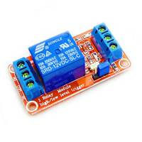 12V 1 Channel 10A Red Color Relay Module