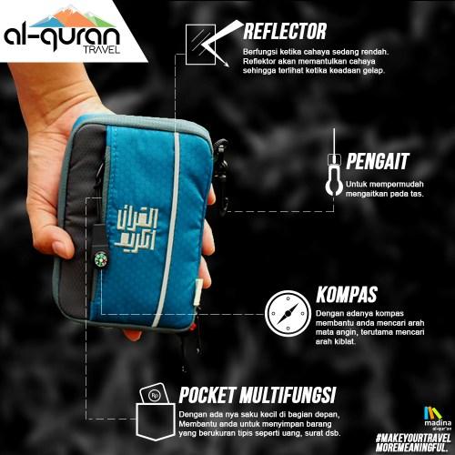 Al Quran Travel A6 Fitur Kelebihan