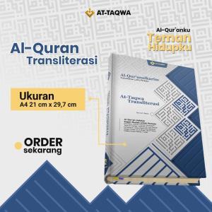 Al Quran Transliterasi At Taqwa