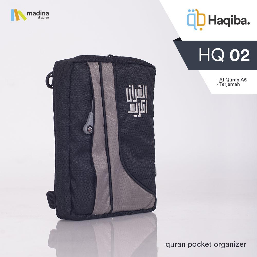 Haqiba Black Grey A5 HQ02