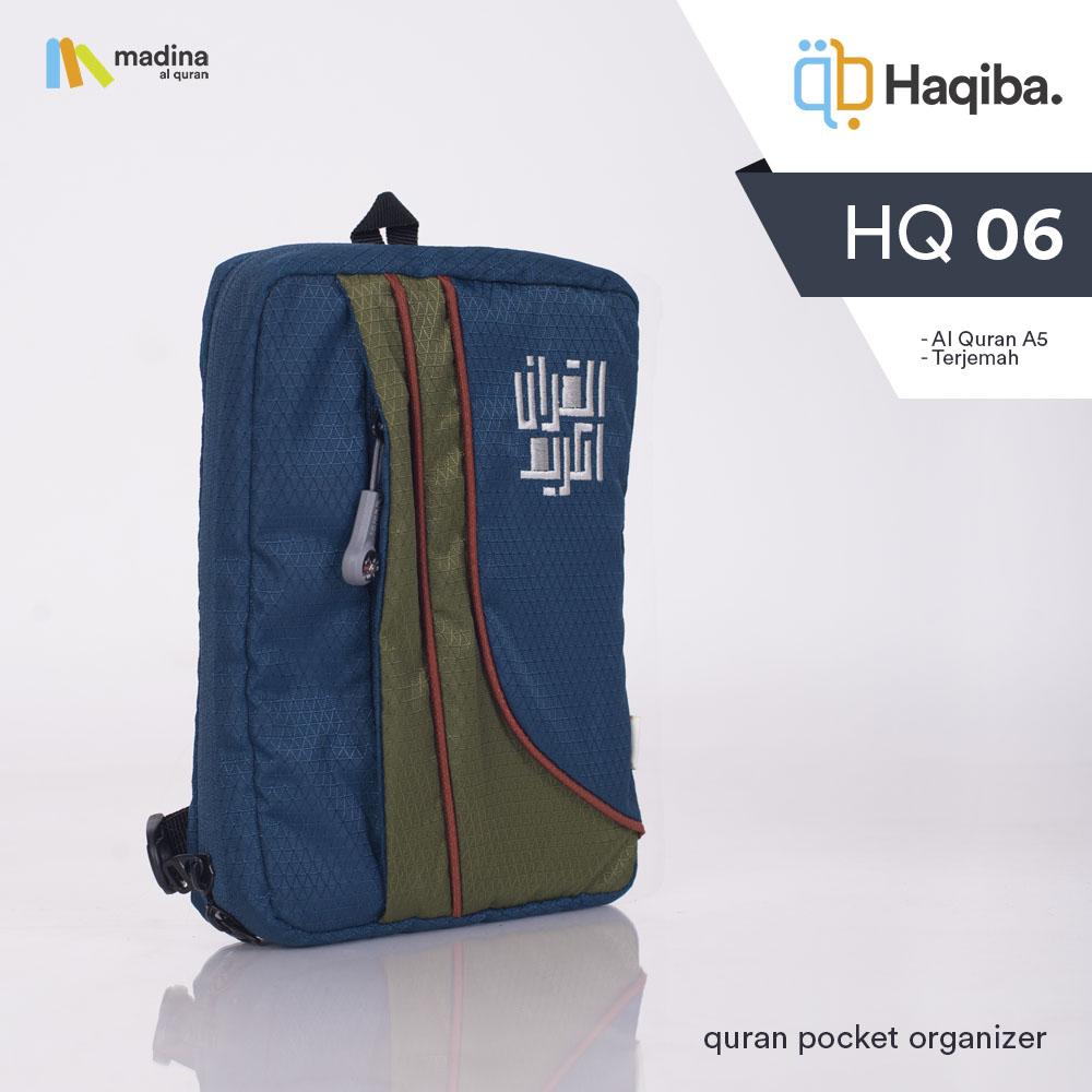 Haqiba Tosca Army A5 HQ06