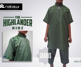 nabawi-clothes-gamis-anak-highlander-green-short