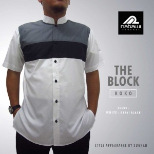 baju-koko-nabawi-the-block-putih