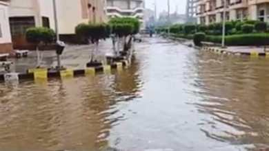 Photo of تداول فيديو ساخر لأمطار جامعة الزقازيق