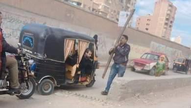 """Photo of متهم في مطب """"شوكة"""".. أمن الشرقية يضبط """"سباك التكاتك"""""""