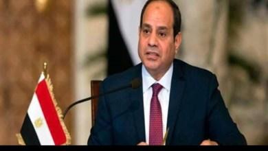 Photo of بمناسبة العام الجديد.. السيسي يتبادل التهاني مع رؤساء وملوك العالم