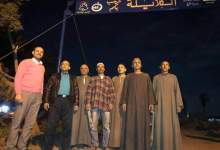 Photo of عقد أول إجتماع شبابي بقرية الكلايلة بمركز ومدينة طوخ