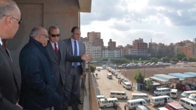 Photo of محافظ القليوبية يقوم بجولة مع رئيس جهاز تنمية التجارة الداخلية