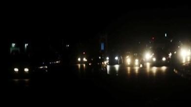 Photo of انقطاع الكهرباء عن الشيخ زويد ورفح بسبب الأحوال الجوية