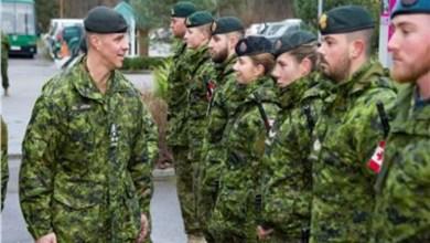 Photo of الجيش الكندي يدفع بـ300 جندي لمقاطعة نيوفاوندلاند بعد العاصفة الثلجية