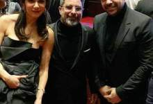Photo of بفستان مكشوف.. غادة عادل تثير الجدل بالإمارات (صور)
