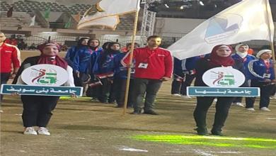 Photo of فاعليات اسبوع فتيات الجامعات بالفيوم ومشاركة جامعة بنها