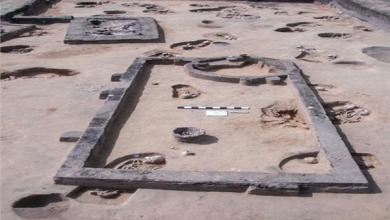 Photo of الكشف عن ٨٣ مقبرة بمنطقة آثار كوم الخلجان بمحافظة الدقهلية