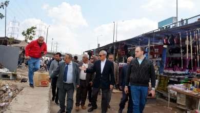 """Photo of الهجان"""" خلال جولة ميدانية للمواقف العشوائية على الطريق الدائري"""