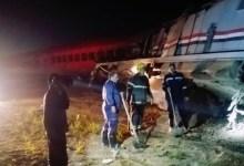 Photo of ارتفاع مصابي حادث قطار الإسكندرية مطروح لـ 44 شخصا