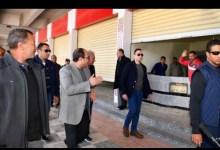 Photo of الرئيس السيسي يتفقد أعمال التطوير الشامل بمنطقة عزبة الهجانة