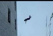 Photo of لمروره بأزمة نفسية.. مواطن يلقي نفسه من شرفة منزله بالقليوبية