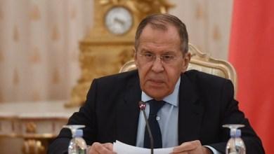 Photo of وزير الخارجية الروسي: الحوار بشأن ليبيا مستمر مع الأطراف المعنية كافة