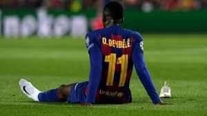 """Photo of نادي برشلونة يكشف طبيعة إصابة عثمان ديمبيلي """"الخطيرة"""""""